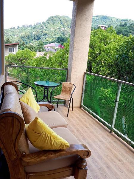 Гонио. Уютный домик с террасами 2 спальни